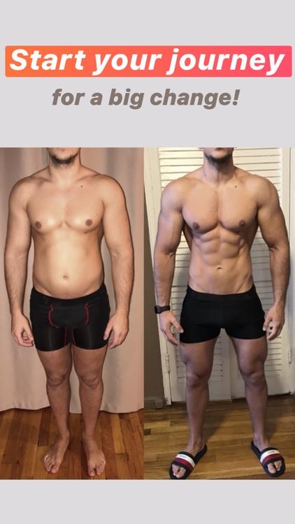 VGFIT Weight Loss Workouts screenshot-3