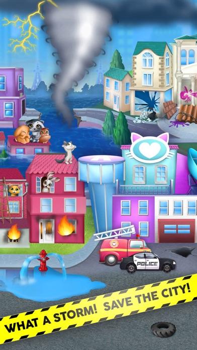Kitty Meow Meow City Heroes screenshot 2