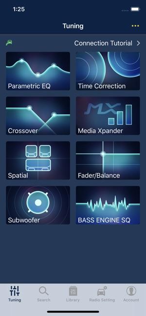 Alpine TuneIt App on the App Store
