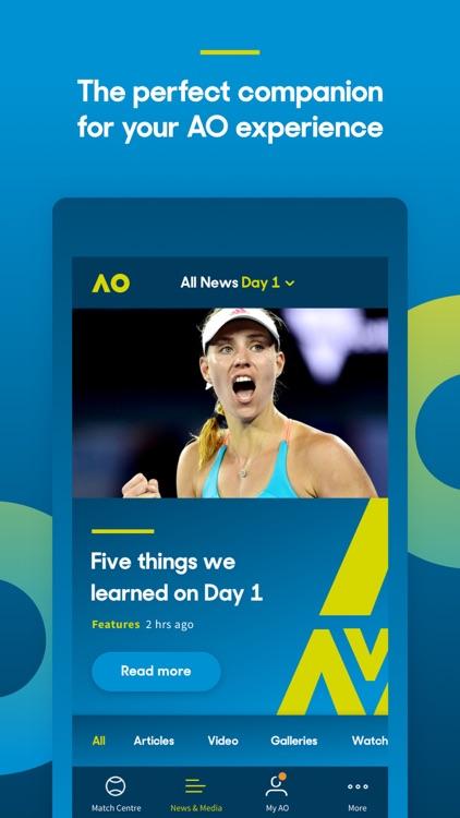 Australian Open Tennis 2018 screenshot-4