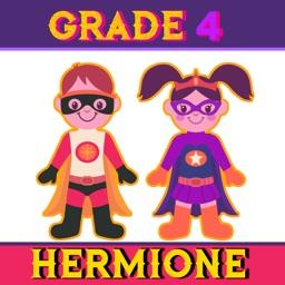 Fourth Grade Science: Hermione