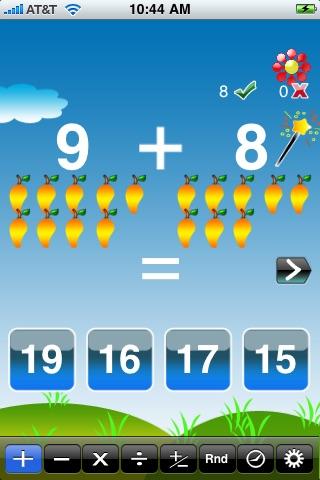 Math Magic screenshot 1
