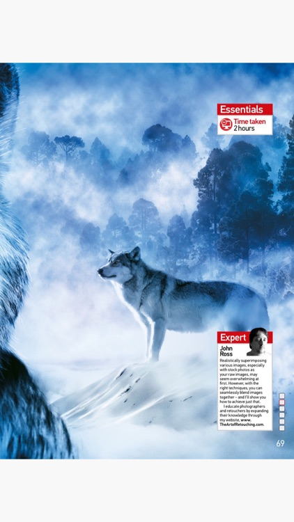 Photoshop Creative Magazine screenshot-7