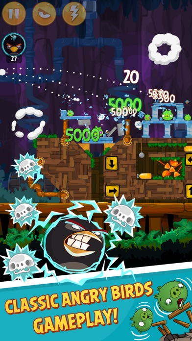 Angry Birds Classic ScreenShot3