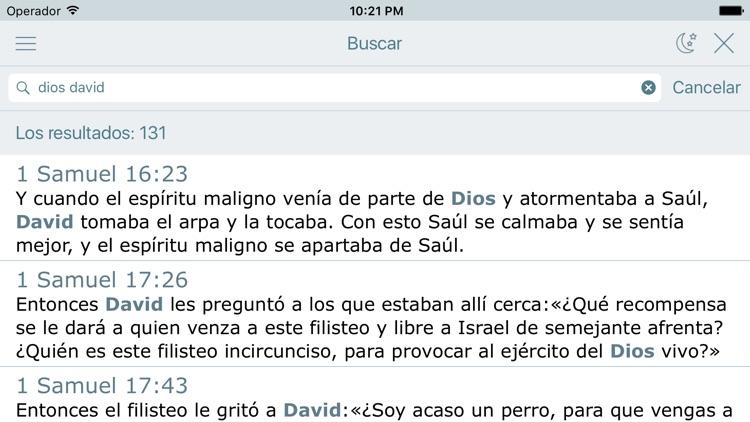 La Biblia del Oso con Audio screenshot-3