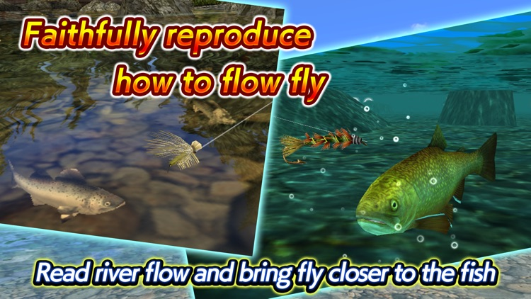Fly Fishing 3D II screenshot-3
