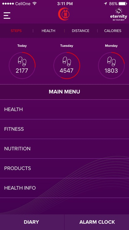 Eternity Health App