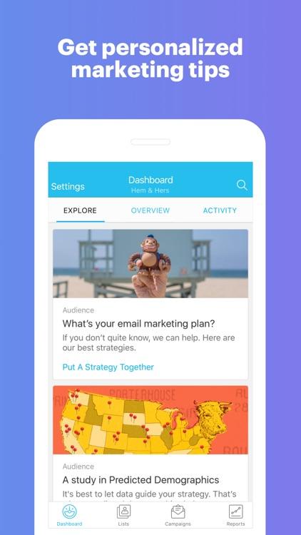 MailChimp screenshot-3