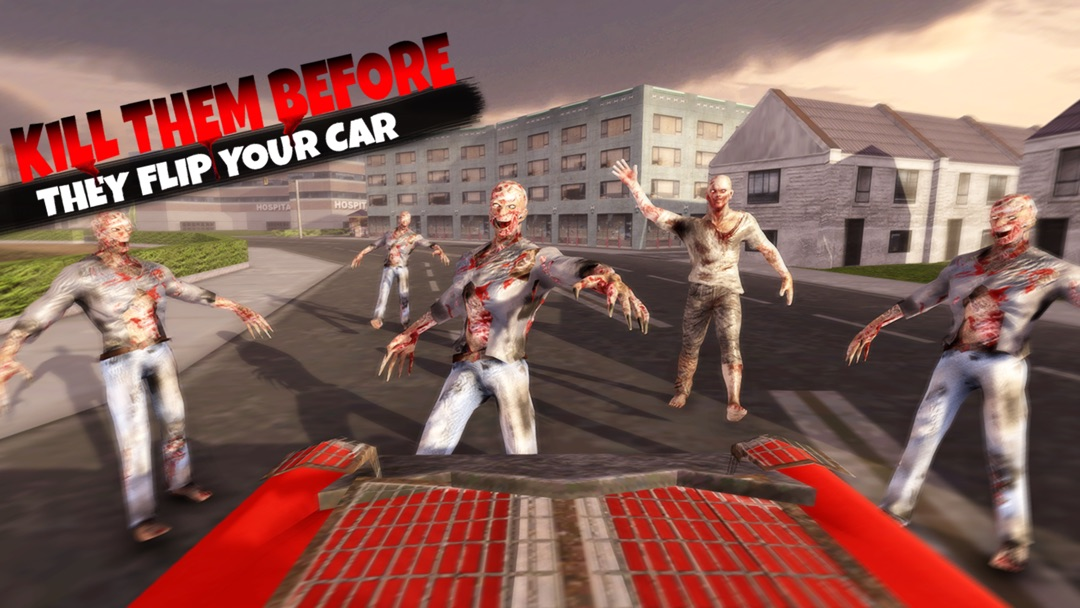 Zombie Hunter in Killer Car - Online Game Hack and Cheat