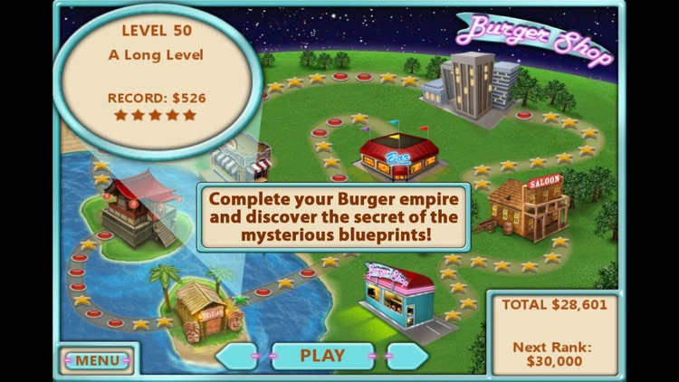 Burger Shop screenshot-3