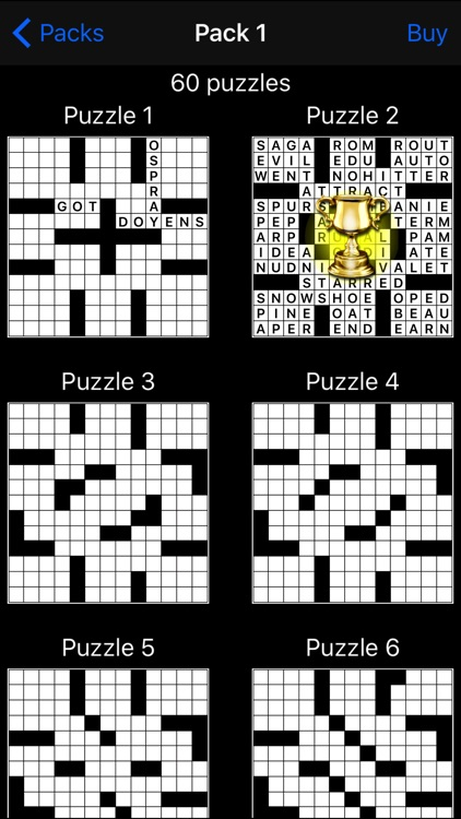 Crossword US screenshot-4