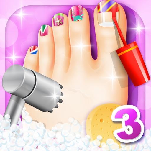 Foot Spa - Kids games