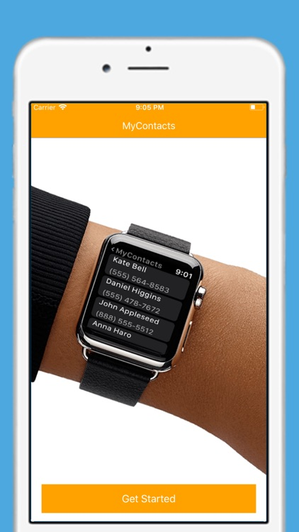 MyContacts for Watch