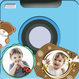 Baby Photo Frames & Editor