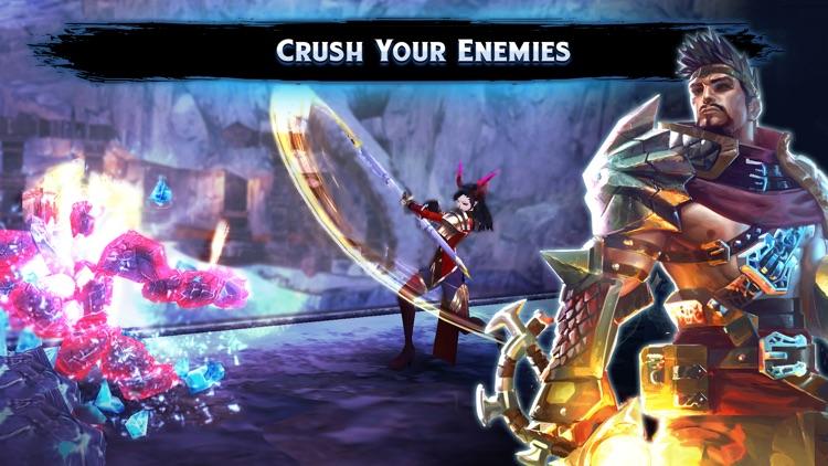 ChronoBlade screenshot-0
