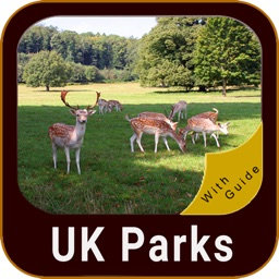 UK Parks - GPS Map Navigator