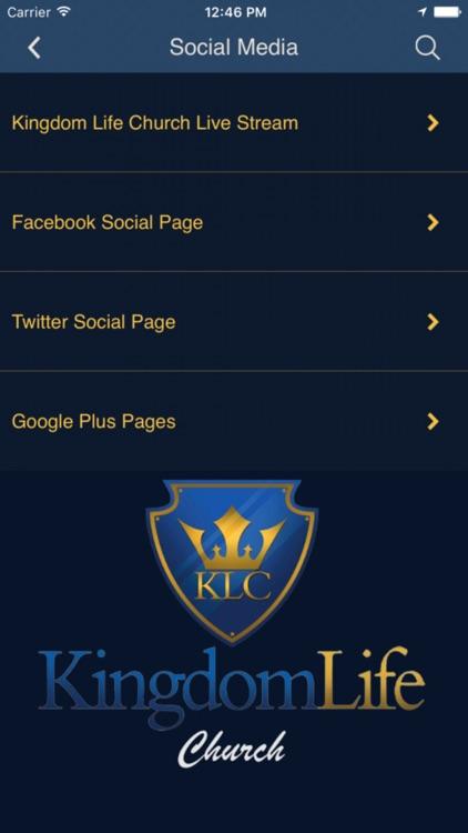 Kingdom Life Church Inc. screenshot-3