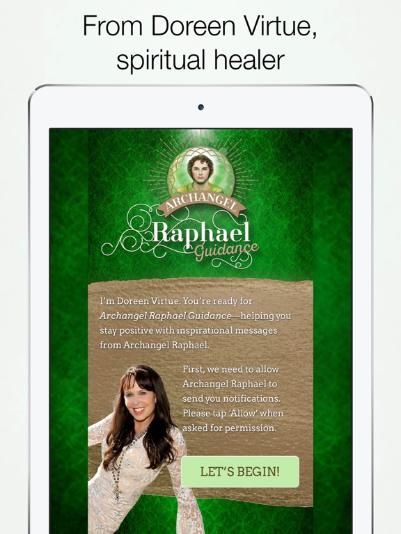 Archangel Raphael Guidance screenshot 10