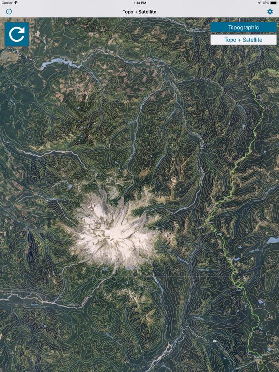 Topographic Maps & Trails screenshot 19