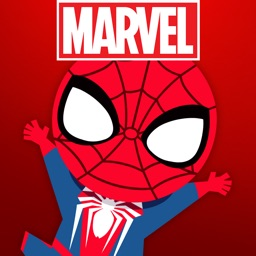 Spider-Man Game Stickers