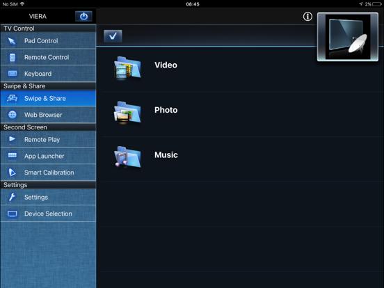 Panasonic TV Remote 2 by Panasonic Corporation (iOS, United