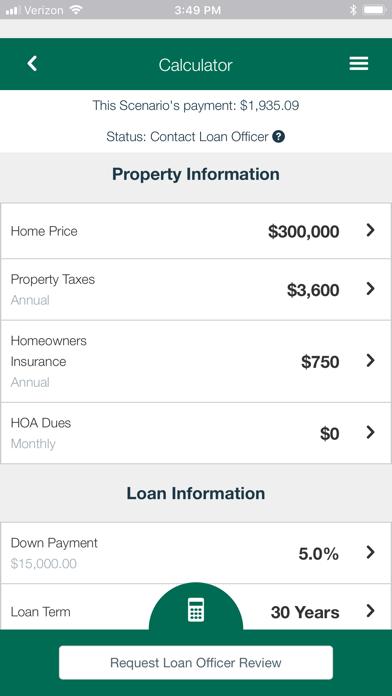 Hole N1 Mortgage screenshot three