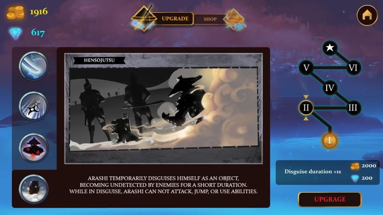 Ninja Arashi screenshot-3