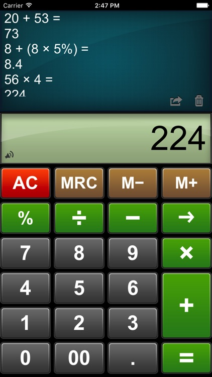 Calculator Easy HD