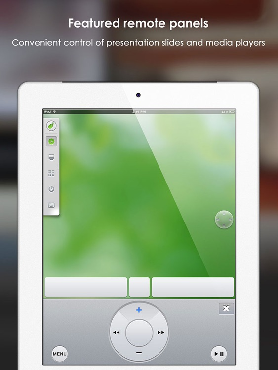 Remote Mouse for iPad screenshot-3