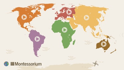 Montessorium: Intro to Geo Screenshots