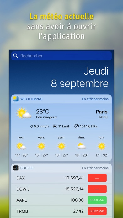 download WeatherPro apps 1