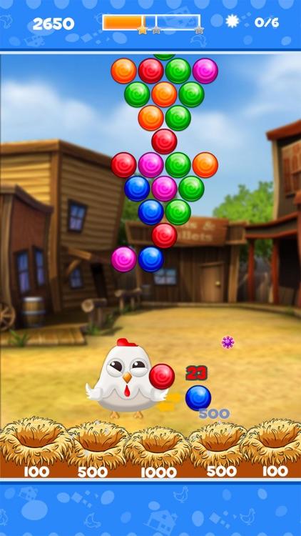 Bubble Blast Rush screenshot-4