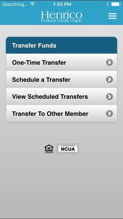 Henrico FCU Mobile Banking