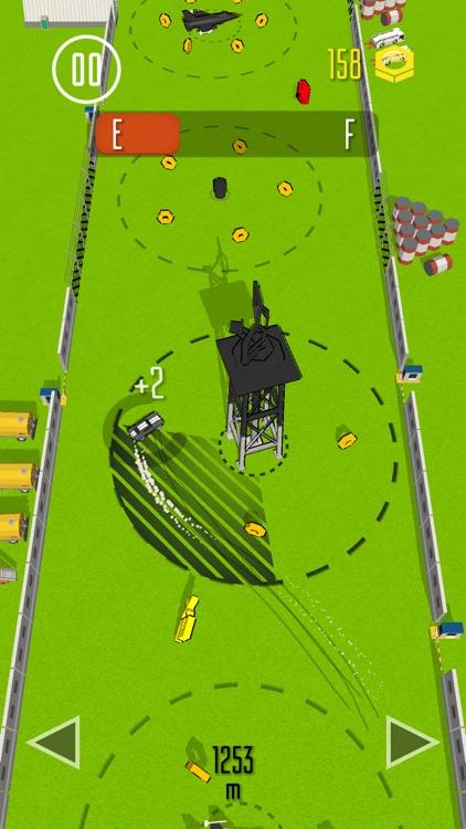 Infinite Drift: Donuts Rush screenshot-5