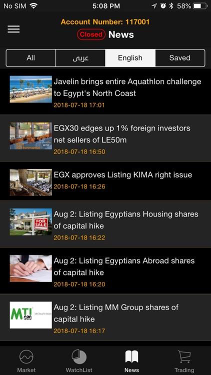 Arab Finance screenshot-4