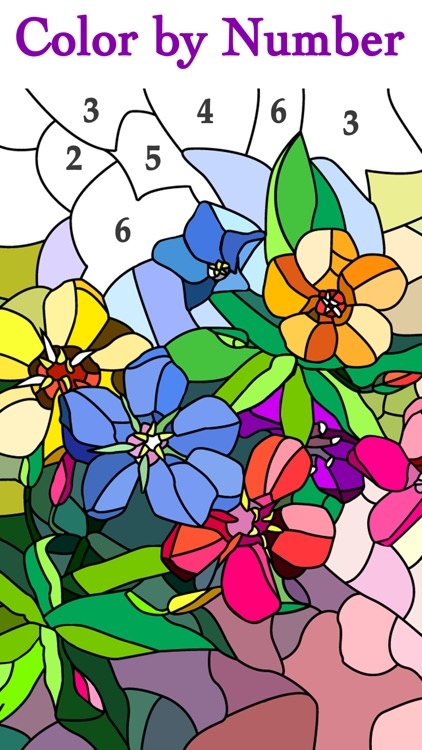 Happy Color – Color by Number screenshot-0