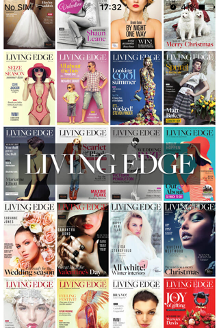 Living Edge Magazine - náhled