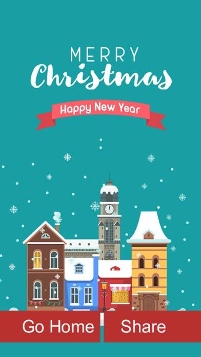 snap christmas card creator