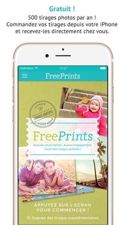 FreePrints - Photos gratuites