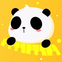 熊猫钢琴学习通-中小学生互动学习钢琴
