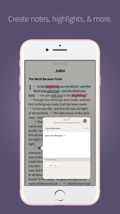 Bible † screenshot-3