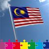 Lou Changhua - Peta teka teki Malaysia  artwork