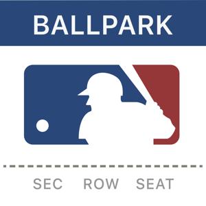 MLB Ballpark Sports app