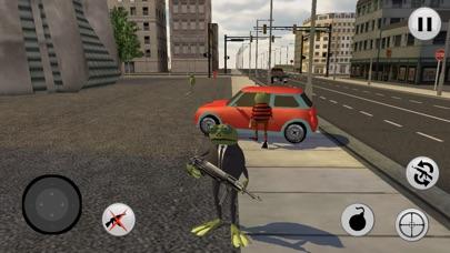Amazing Frog Simulator City Screenshot 3