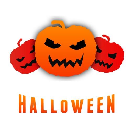 Happy Halloween Prank Sticker