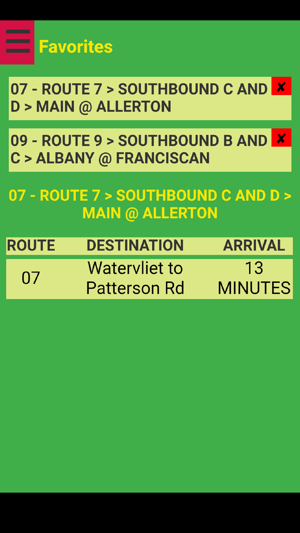 Dayton RTA Bus Tracker on the App Store