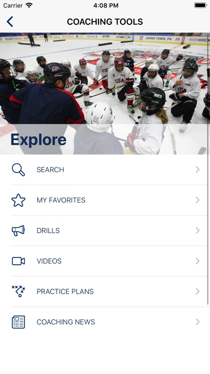 USA Hockey Mobile Coach screenshot-1