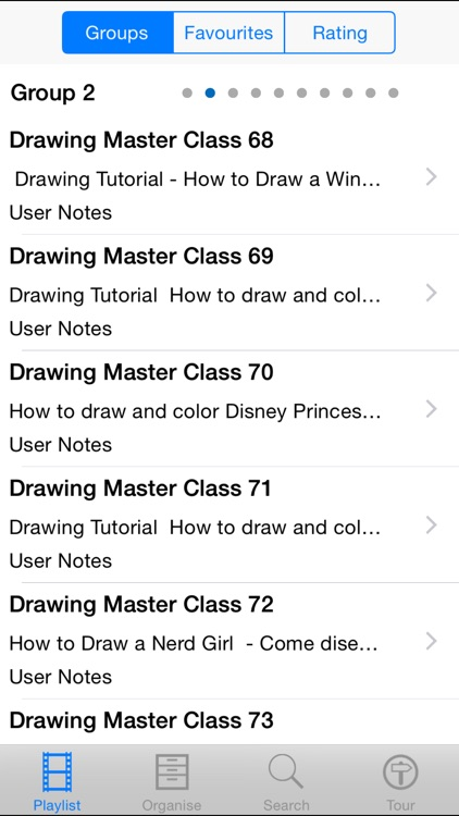 Drawing Master Class screenshot-1