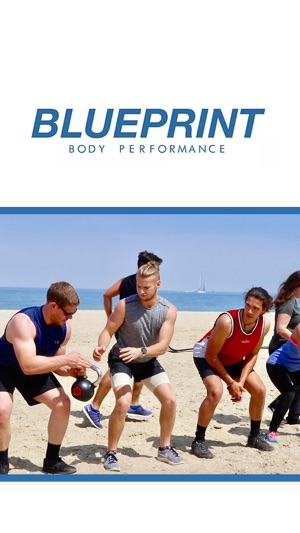 Blueprint body performance on the app store iphone ipad malvernweather Images