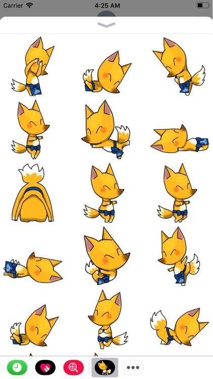 Tiny Foxxy - cute fox animal